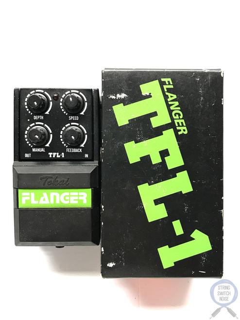 Tokai TFL-1, Flanger, Series One, MIJ, 1980's, Vintage, Original Boxing