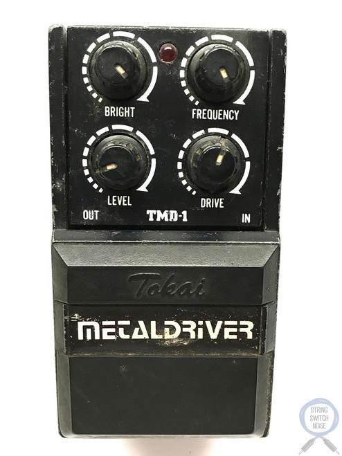 Tokai TMD-1, Metal Driver, Distortion, Series One, MIJ, 1980's, Vintage
