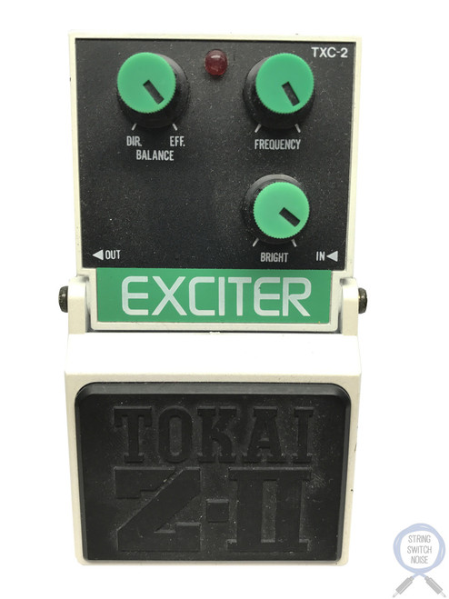 Tokai TXC-2, Exciter, Z-II Super Effects series, MIJ, 1980's, Vintage Effect