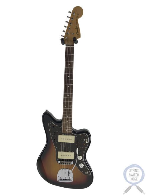 Fender Jazzmaster, '66, 3 Tone Sunburst, 2014, AS NEW