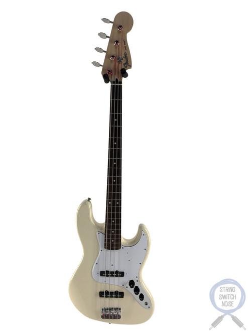Fender Jazz Bass, Vintage White, 2015, Near MINT Condition