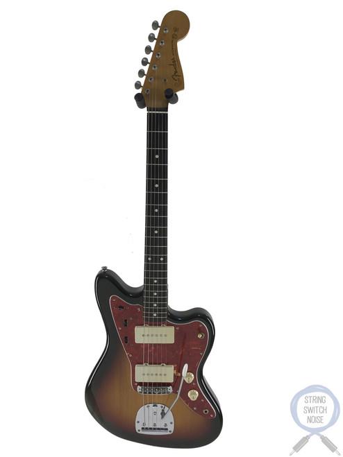 Fender Jazzmaster, '66, 3 Tone Sunburst, 1993, Excellent Condition