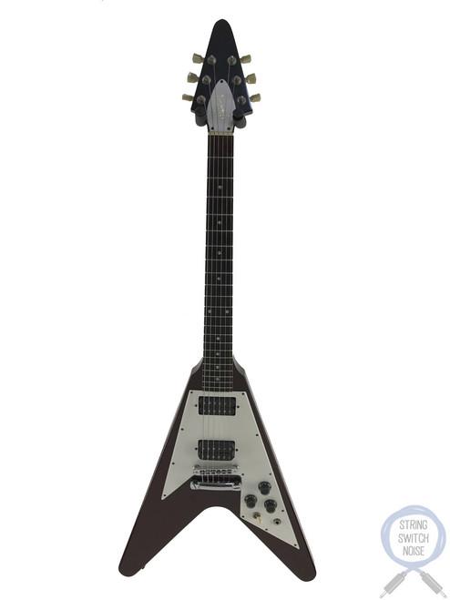 Gibson Flying V, '67, Cherry, USA, 1998, Hard Case