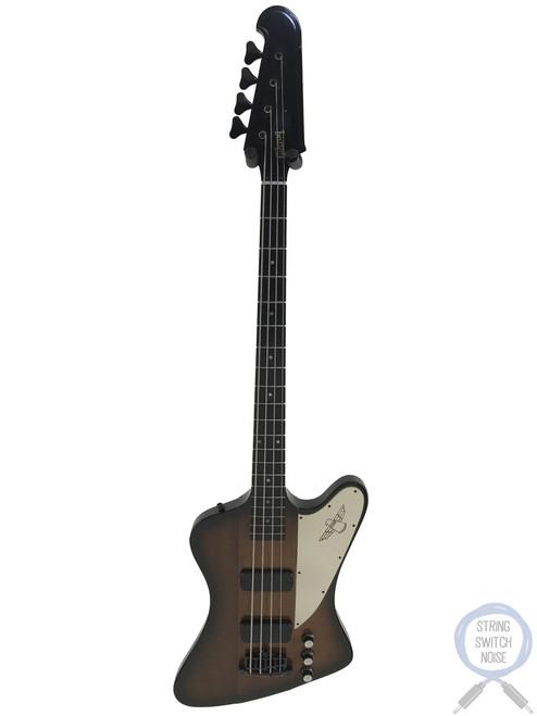 Gibson Thunderbird IV Bass, Vintage Sunburst, 1989, USA, OHSC