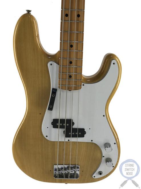 Tokai Precision Bass, Hard Puncher, Natural, Vintage 1976-79