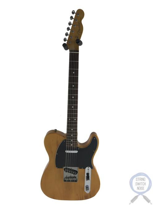 Fender Telecaster, '62, RARE Charcoal Burst, 1991