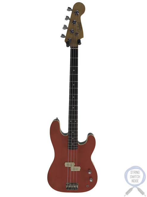 Tokai Precision Bass, 1981 Vintage, LIMITED EDITION, Flame Maple Red