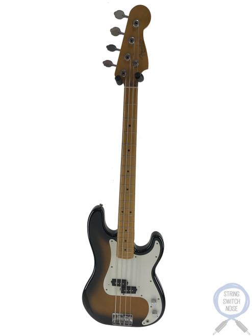 Fender Precision Bass, '57, 2 Tone Sunburst, 1990