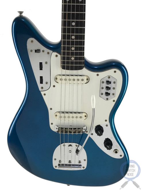 Fender Jaguar, '66, MH, Lake Placid Blue, RARE, 1993