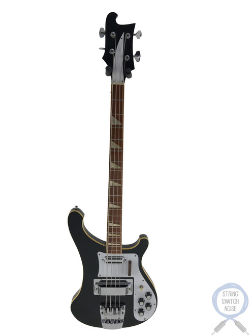 Greco (RB700) 4003 Bass, Ebony/Black, 1975 Vintage, Hard Case