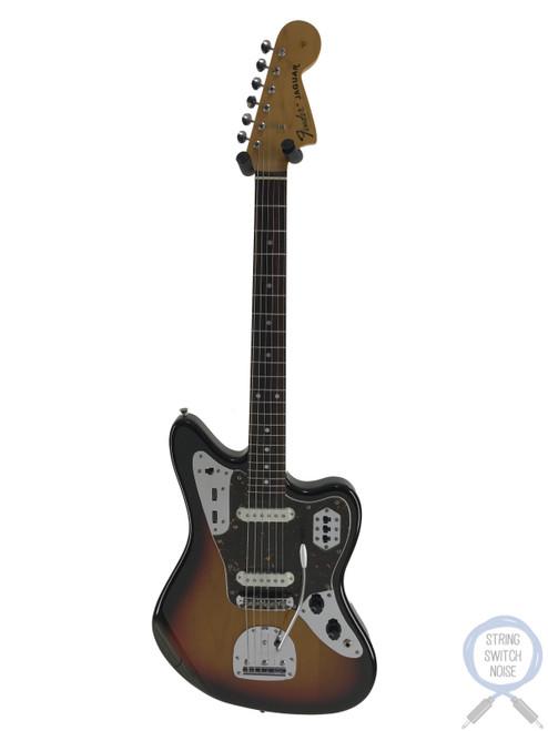 Fender Jaguar, '66, 3 Tone Sunburst, 2011, NEAR NEW