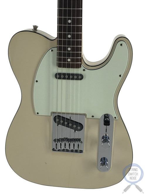 Fender Telecaster, '62, Custom Bound, 2014, USA Boutique Pickups