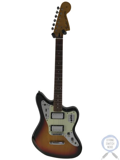 Fender Jaguar, HH, Special, 3 Tone Sunburst, 2002