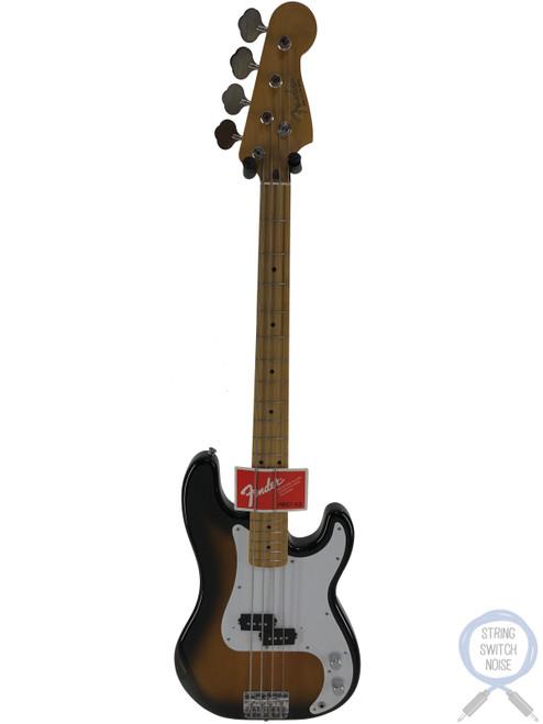 Fender Precision Bass, '57, 2 Tone Sunburst, 1993, NEAR MINT