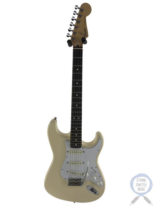 Fender Stratocaster, Vintage White, 2008
