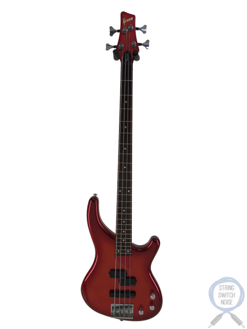 Greco Phoenix Bass, PXB-400, Metallic Red (MRS), MIJ, 2000