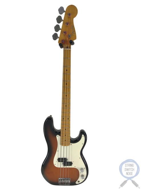 Fender Precision Bass, '57, Sunburst, 1997