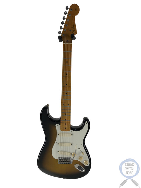 Fender Stratocaster, '57, RARE Model USA Lace Sensor, Sunburst, 1984
