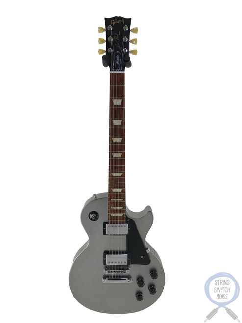 Gibson Les Paul, Studio, Silver Pearl, USA, 2012, OHSC, Rare Finish