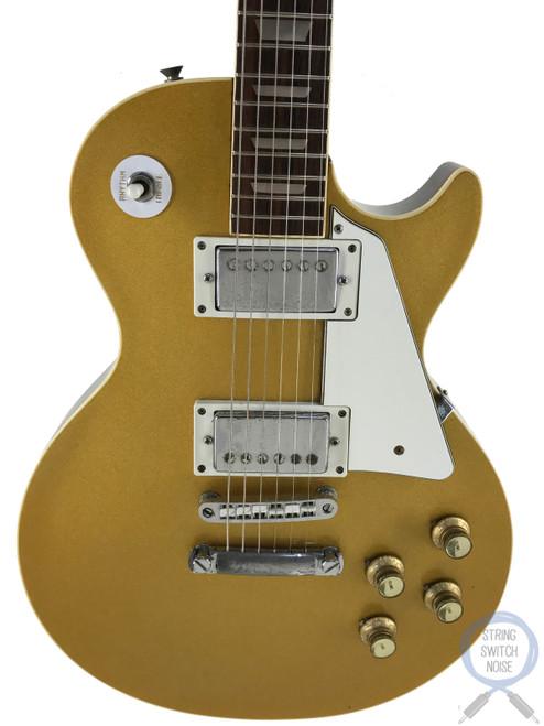 Greco, Les Paul, Gold Top, 1973 Vintage, Hard Case