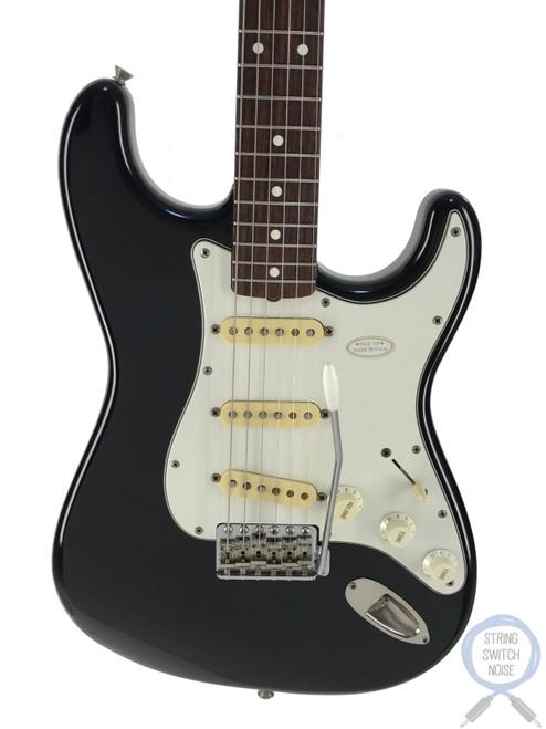 Fender Stratocaster, '62, Black, 1983, USA Pickups, RARE JV Serial