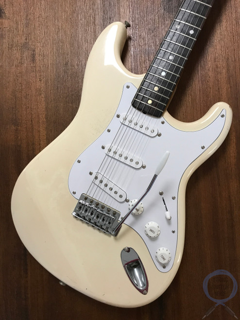 Aria Pro II, Stratocaster, 1978 vintage, Olympic White