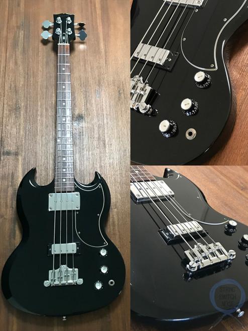 Gibson SG Bass, Standard, Black, USA, 2005, OHSC
