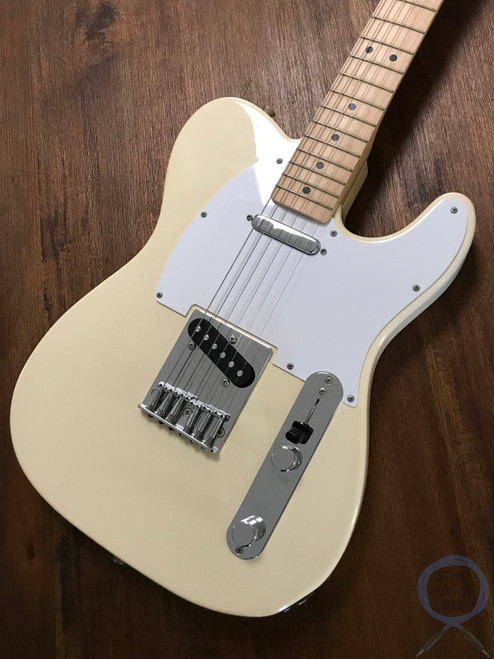 Fender Telecaster, Vintage White, 2013, Near New Condition