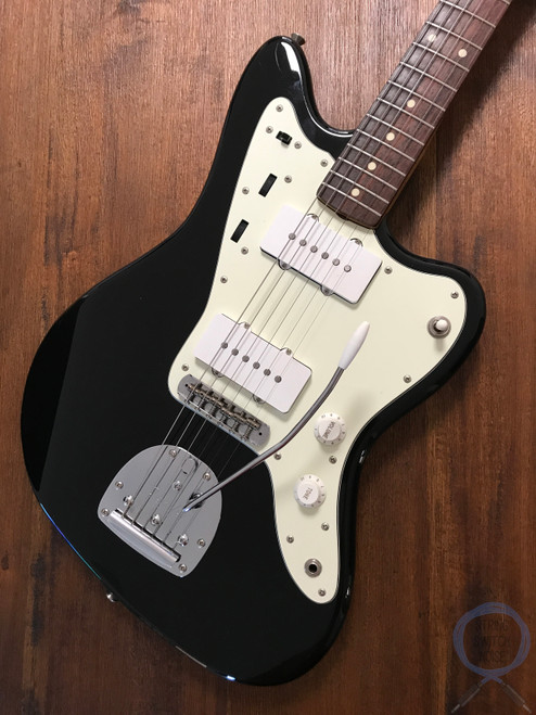 Fender Jazzmaster, '66, Black, 2016, Excellent Condition