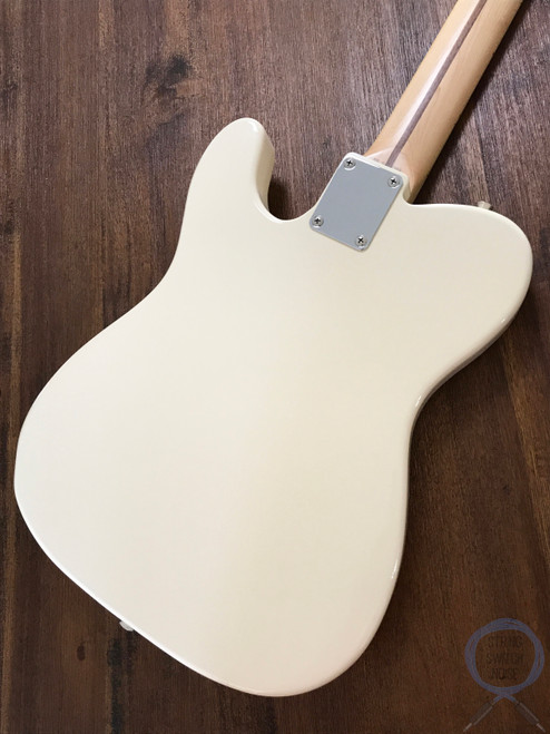 Fender Telecaster, Olympic White, White Guard, 2008