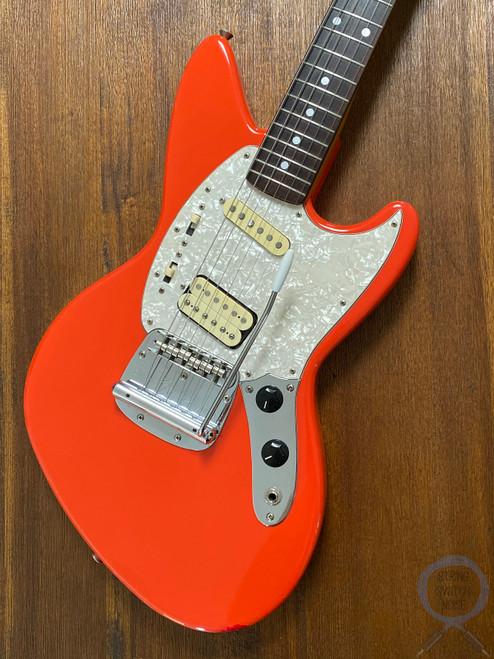 Fender Jagstang, Fiesta Red, 1997, Kurt Cobain, Nirvana