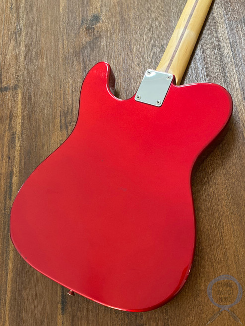 Fender Telecaster, Candy Apple Red, 2008, Stunning Finish