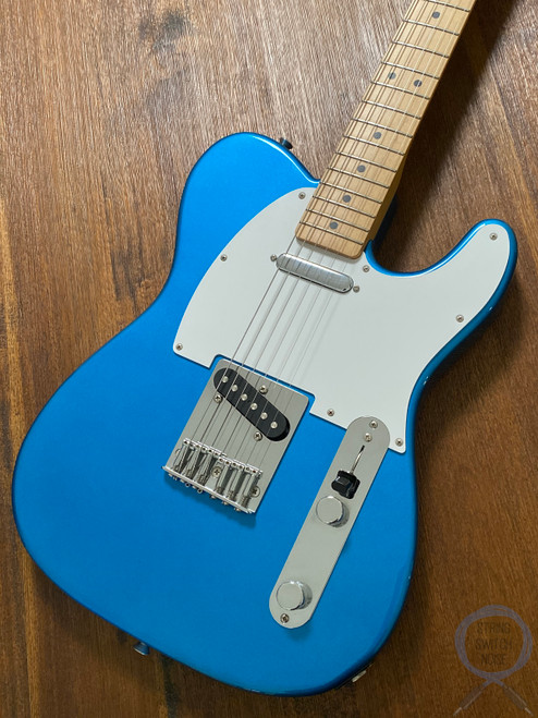 Fender Telecaster, Lake Placid Blue, 2013, Hard To Find Finish