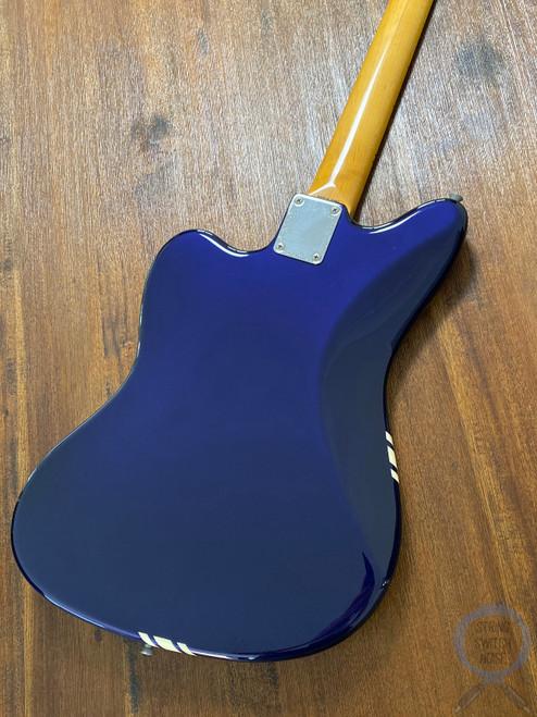 Fender Jazzmaster, '66 Competition, RARE, Jupiter Blue, 2010