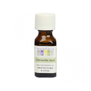 Aura Cacia Citronella Oil, 15 ml
