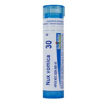 Boiron Nux Vomica, 30 pills