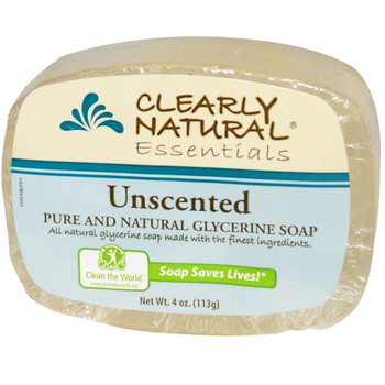 Clearly Natural Essentials Unscented, 113 g