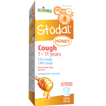 Boiron Stodal 1-11 years, 125 ml