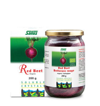 Salus Red Beet Organic Soluble Crystals, 200g