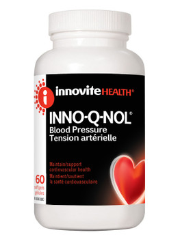 Inno-Q-Nol Blood Pressure, 60 softgels