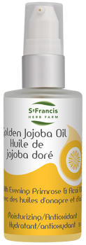 St. Francis Golden JoJoba Oil, 50 ml