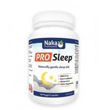 Naka Pro Sleep, 60 Capsules