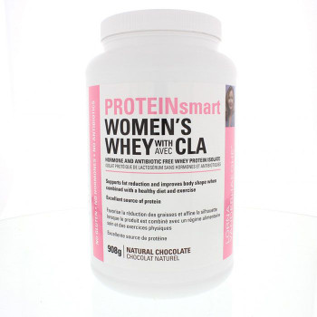 Lorna Vanderhaeghe, ProteinSmart with CLA (Chocolate)