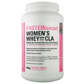 Lorna Vanderhaeghe, ProteinSmart with CLA (Vanilla)