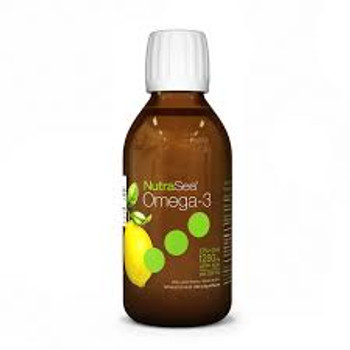NutraSea Omega-3 EPA+DHA 1250mg Lemon Flavour 200ml