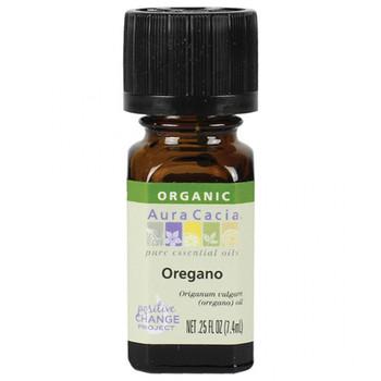 Aura Cacia Oregano Oil Organic, 15ml