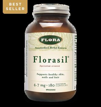 Flora Florasil 4.7mg, 180 Capsules
