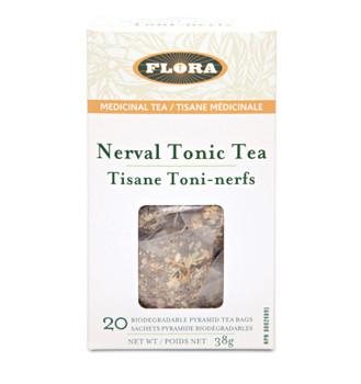 Flora Nerval Tonic Tea, 20 bags