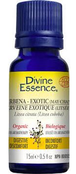 Divine Essence Verbena - Exotic, 15ml