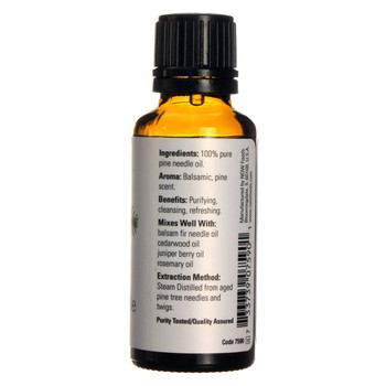 Now Pure Pine Needle Essential Oils, 1 fl. oz. 30 ml